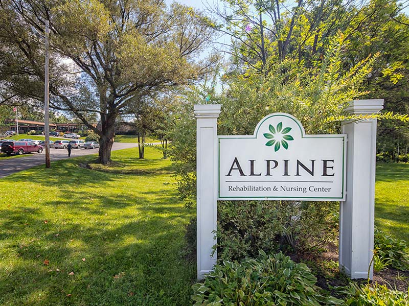 Alpine signWho We Are   Alpine Rehabilitation   Nursing Center   Little Falls. Alpine Living Center Phone Number. Home Design Ideas